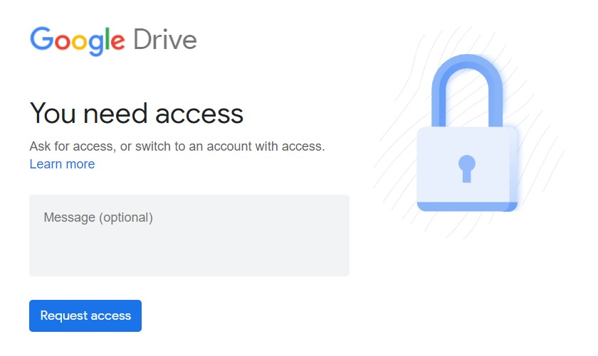 Access Request