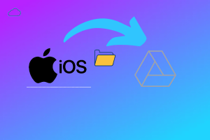 How to Backup iPhone and iPad to Google Drive?