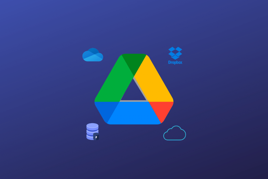 Best Google Drive Alternative for Android