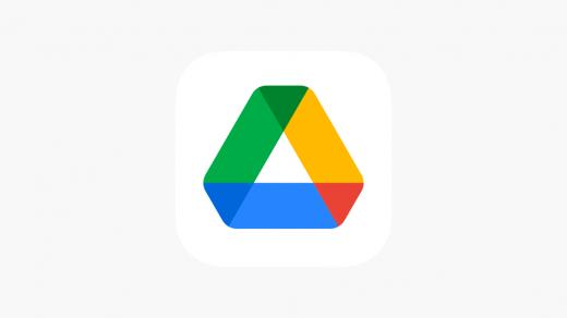 Cache in Google Drive