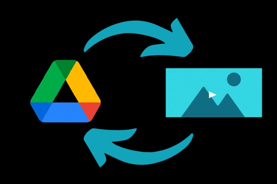 Change Thumbnail on Google Drive