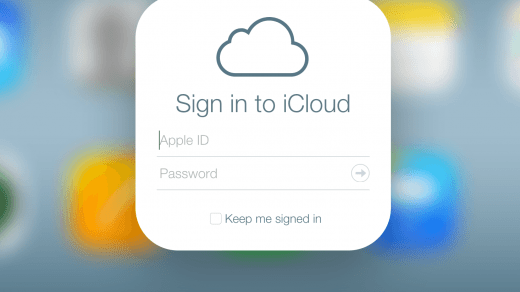 Create iCloud Account on Android