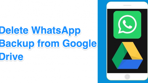 Delete WhatsApp Backup from Google Drive