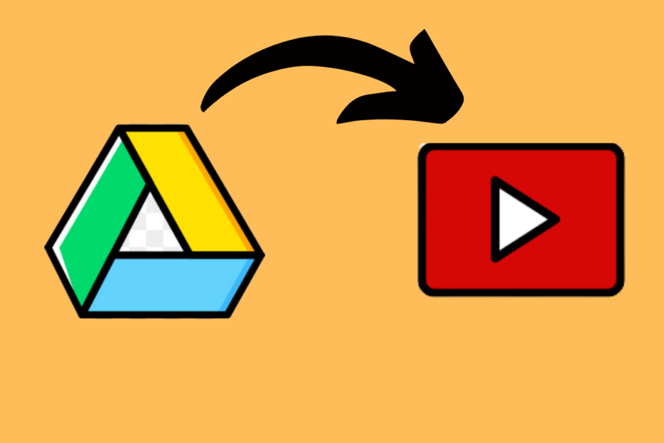Directly Upload Google Drive Videos to YouTube without Downloading