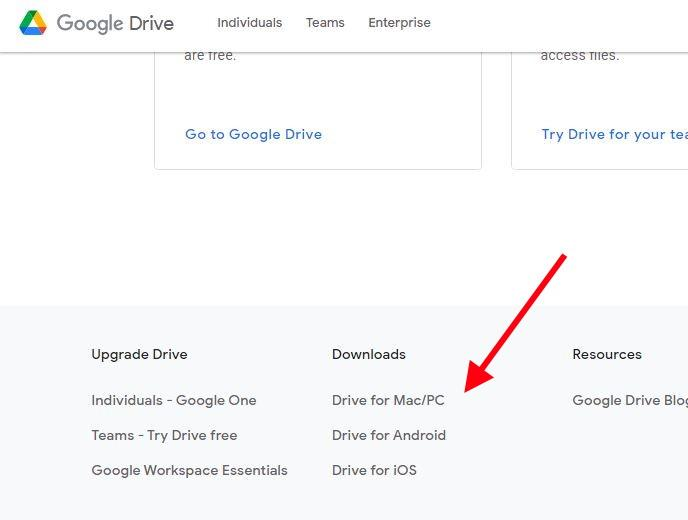 Download Drive for Mac