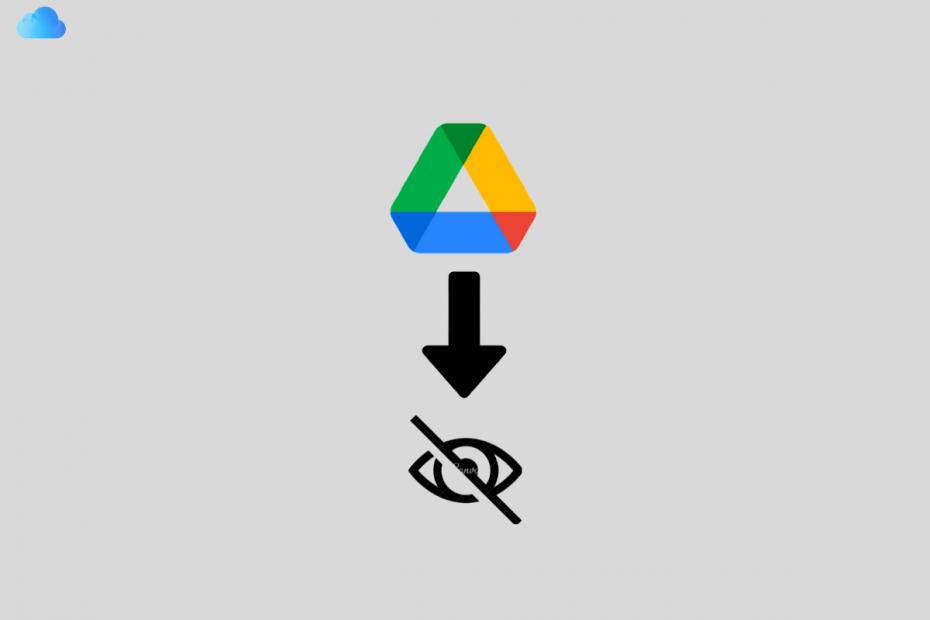 Download Option Missing Google Drive