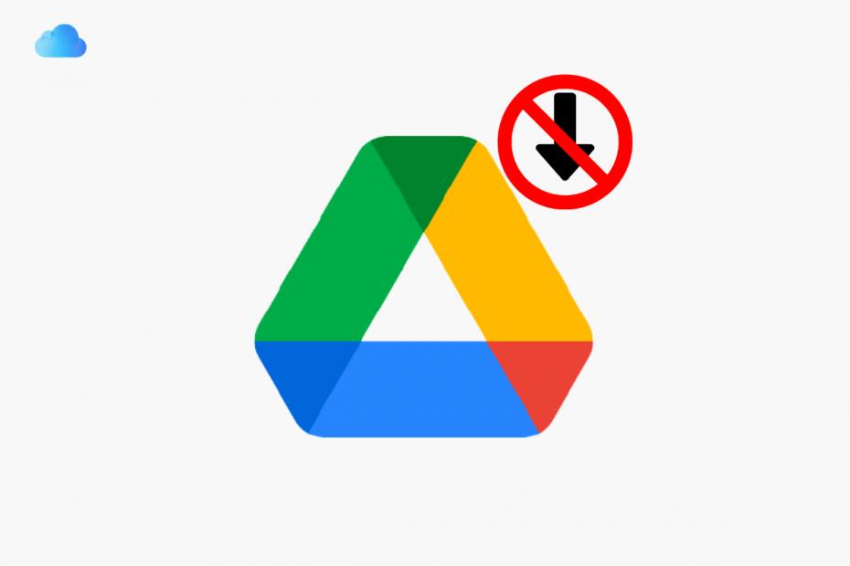Download Quota Exceeded Google Drive Error