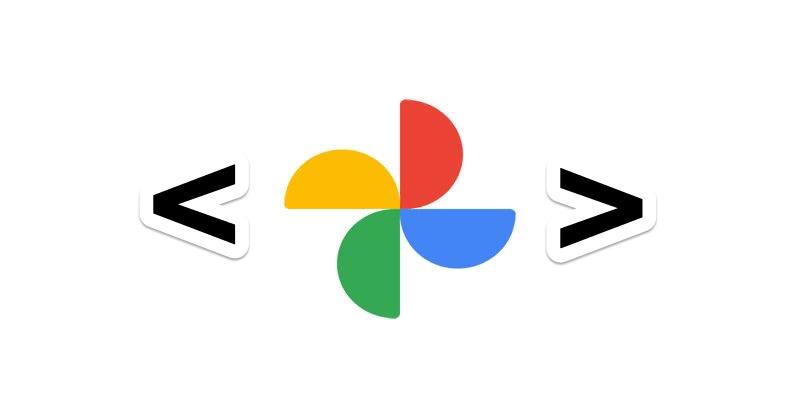 Embedding Videos from Google Photos