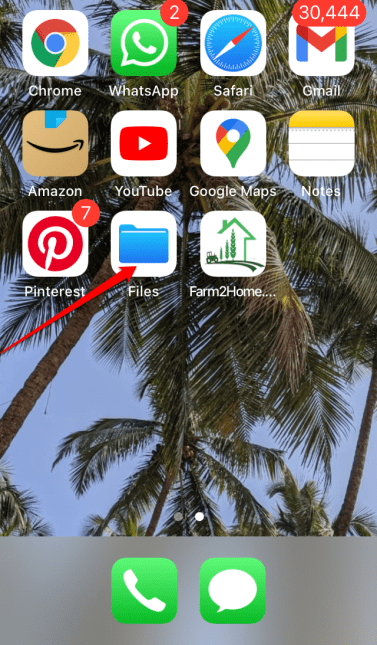 Files App iPhone