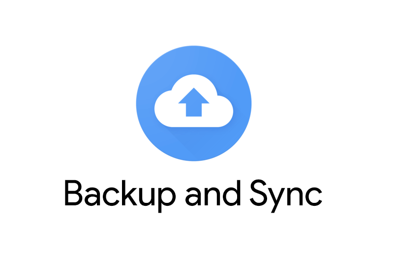 Backup and Sync - A Synced Folder is Missing