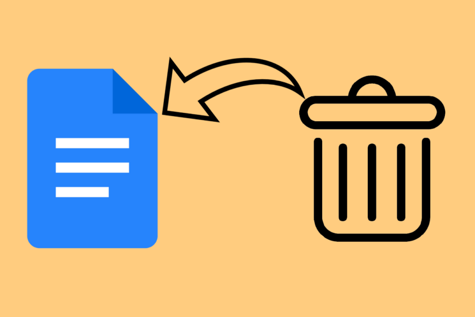 Get Back Permanently Deleted Google Docs