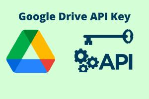 How to Generate Google Drive API Key?
