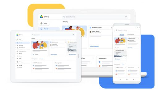 Google Drive Features