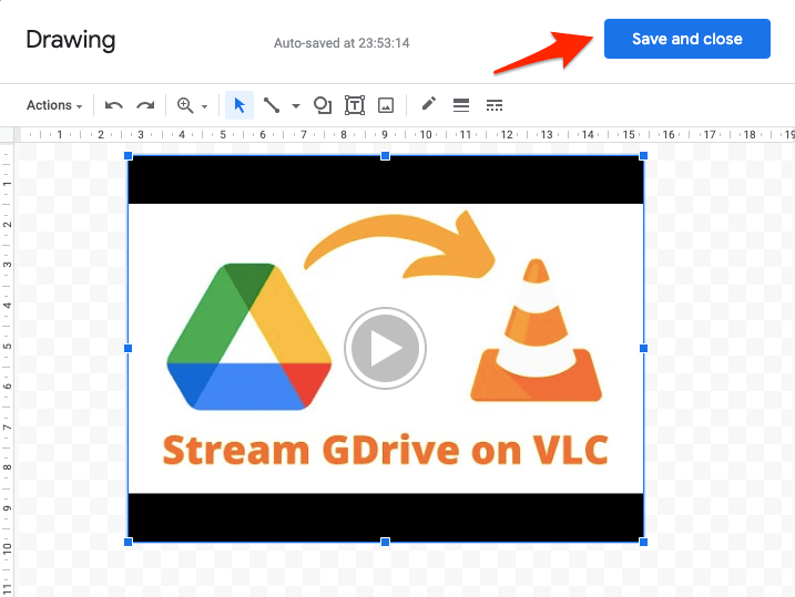 Here paste the video embed you copied using Ctrl+V in Windows or command+C in MacBook