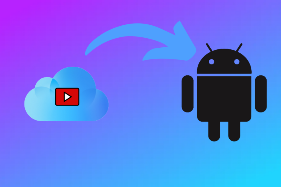 How to Play iCloud Videos on Android without Downloading