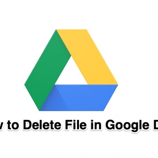 How to Delete File in Google Drive?
