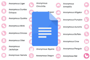 How to Edit or View Google Docs anonymously?