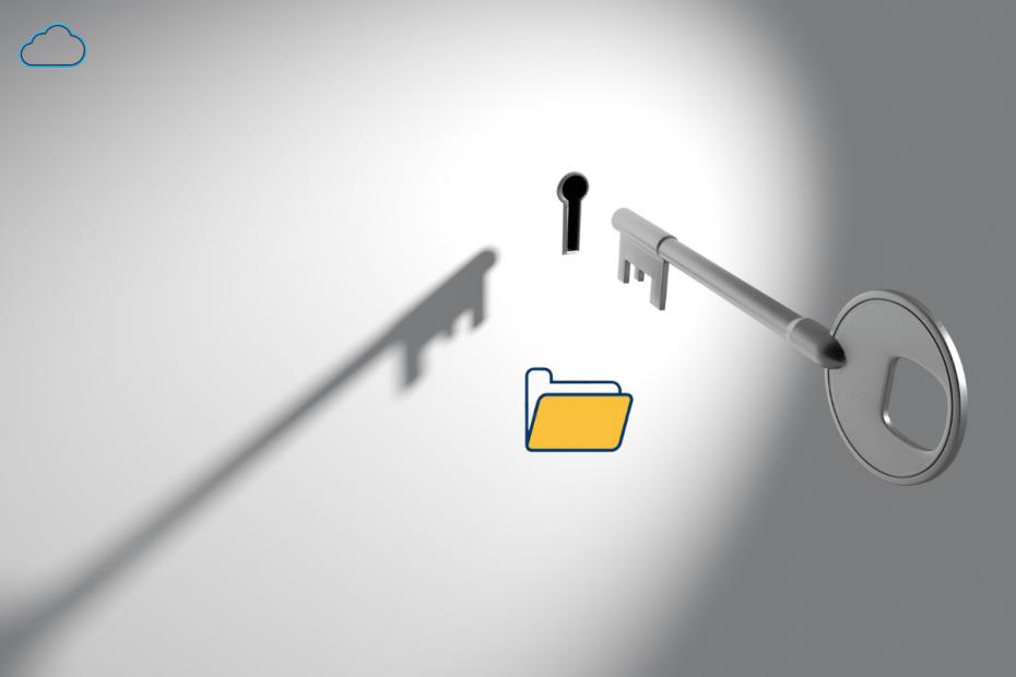 Password Protect Google Drive Folder