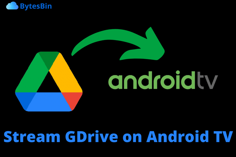 Play Google Drive Videos on Android TV