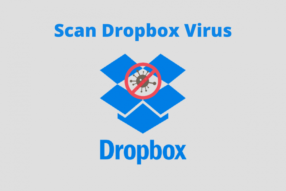 Scan Dropbox Files for Viruses