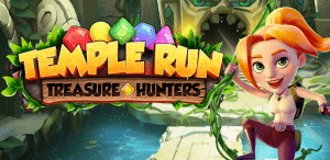Temple Run 5 APK Download for Android | Treasure Hunters