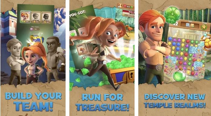Temple Run 5   Treasure Hunter