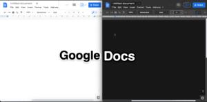 How to Enable Dark Mode on Google Docs Chromium Desktop?