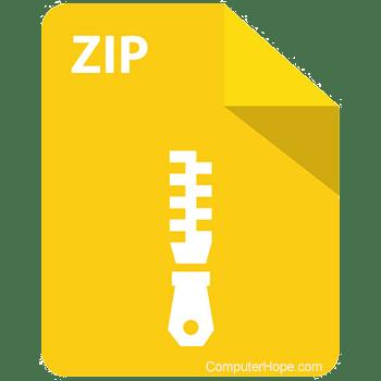 zip format